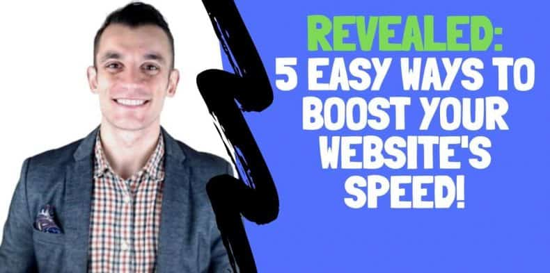 5 Proven Ways To Increase Your Website's Speed