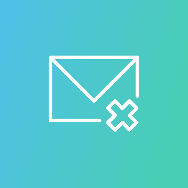 this image shows minimize link in your email to improve email deliverability