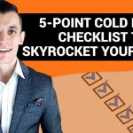 5-Point Cold Email Checklist To Boost Your Deliverability