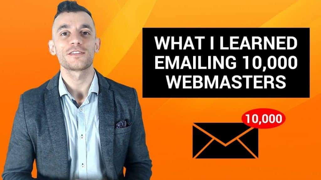 6 SEO Link Building Tips I Learned Sending 10,000 Outreach Emails