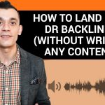 Audio SEO Link Building: Land High DR Backlinks WITHOUT Writing Content!