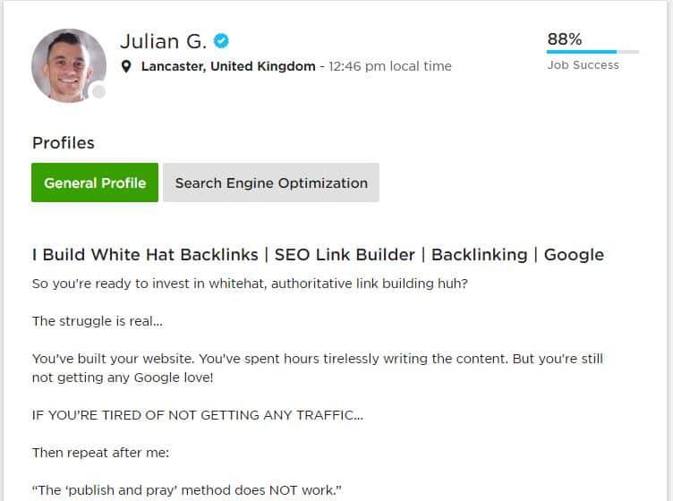 link building agency julian goldie