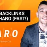 HARO Backlinks: Build Links With HARO (Fast)!