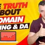 Does A Backlink's Domain Rating and DA Matter?