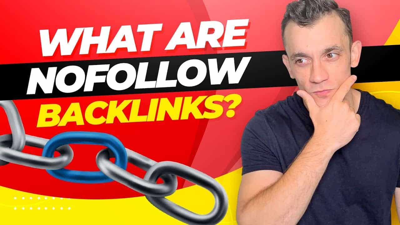 No-Follow backlink